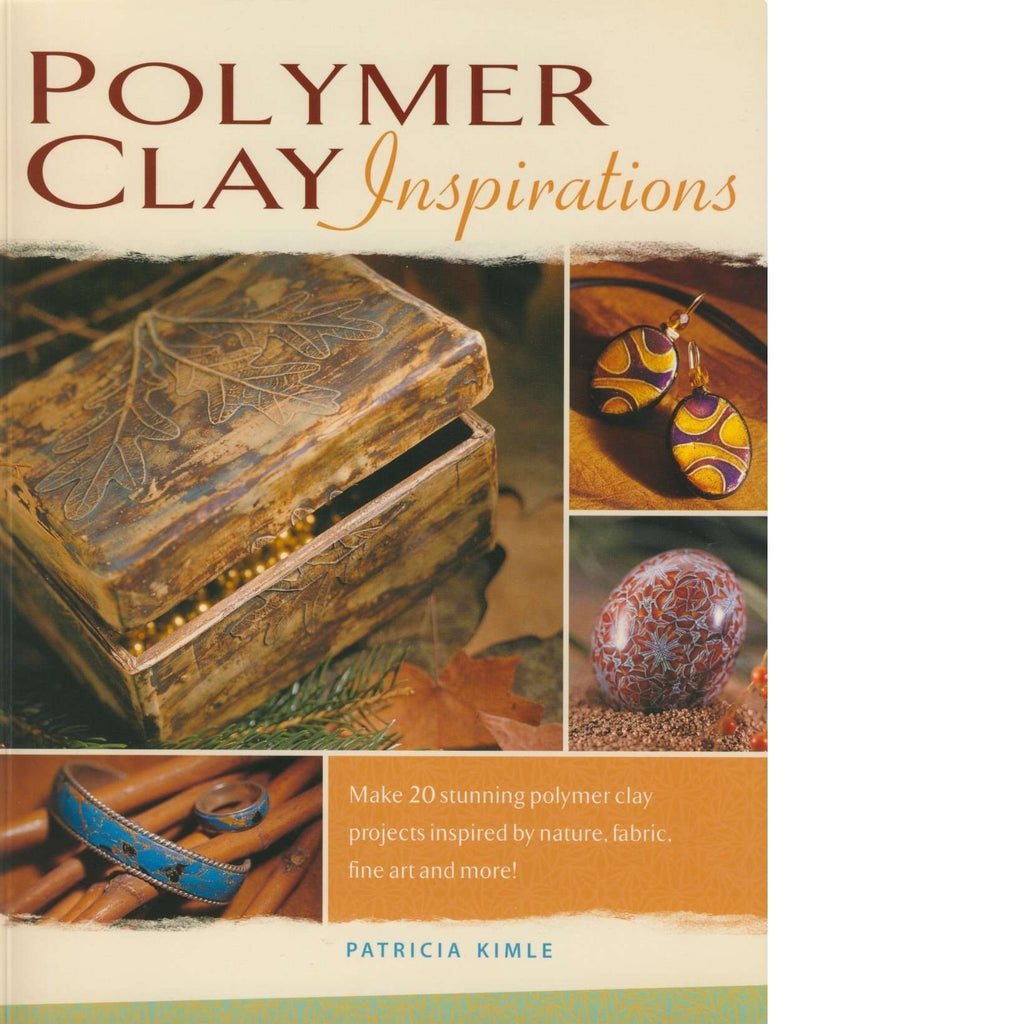 Bookdealers:Polymer Clay Inspirations
