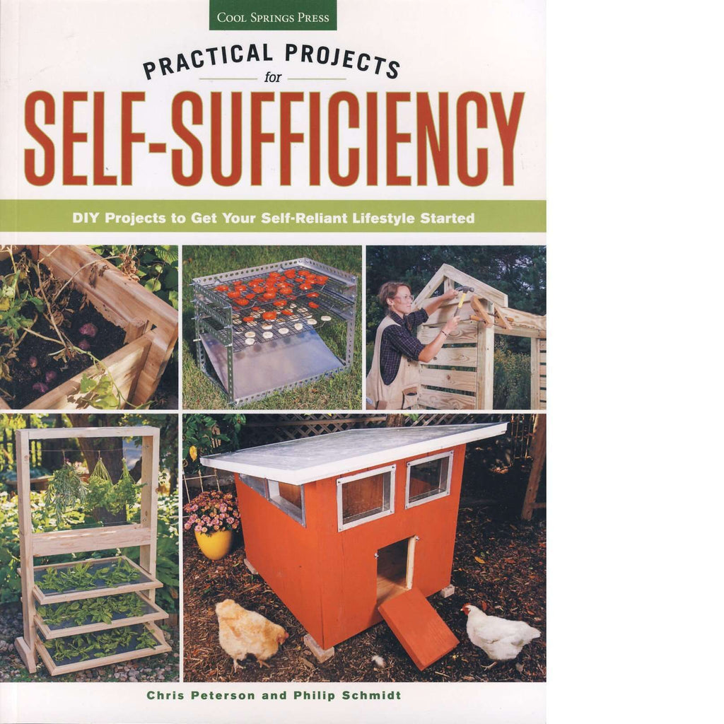 Bookdealers:Practical Projects for Self-Sufficiency | Chris Peterson and Philip Schmidt