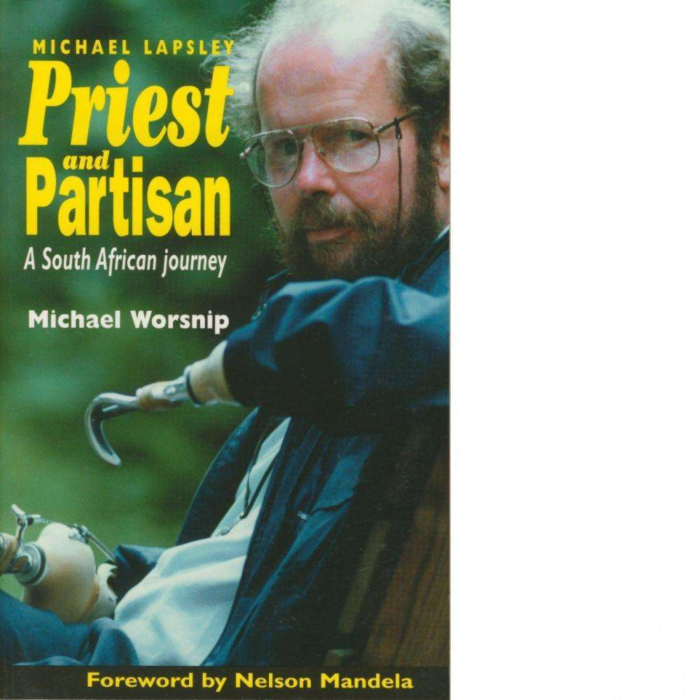 Bookdealers:Priest and Partisan | Michael Worsnip