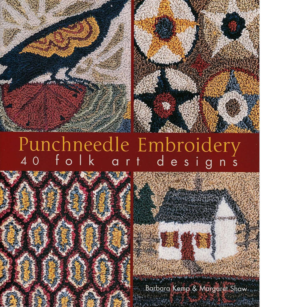 Bookdealers:Punchneedle Embroidery | Margaret Shaw