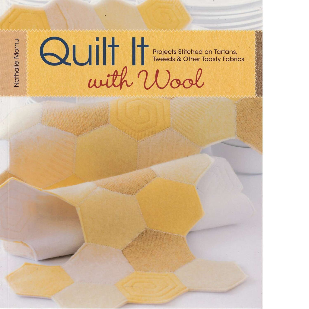 Bookdealers:Quilt It with Wool | Nathalie Mornu