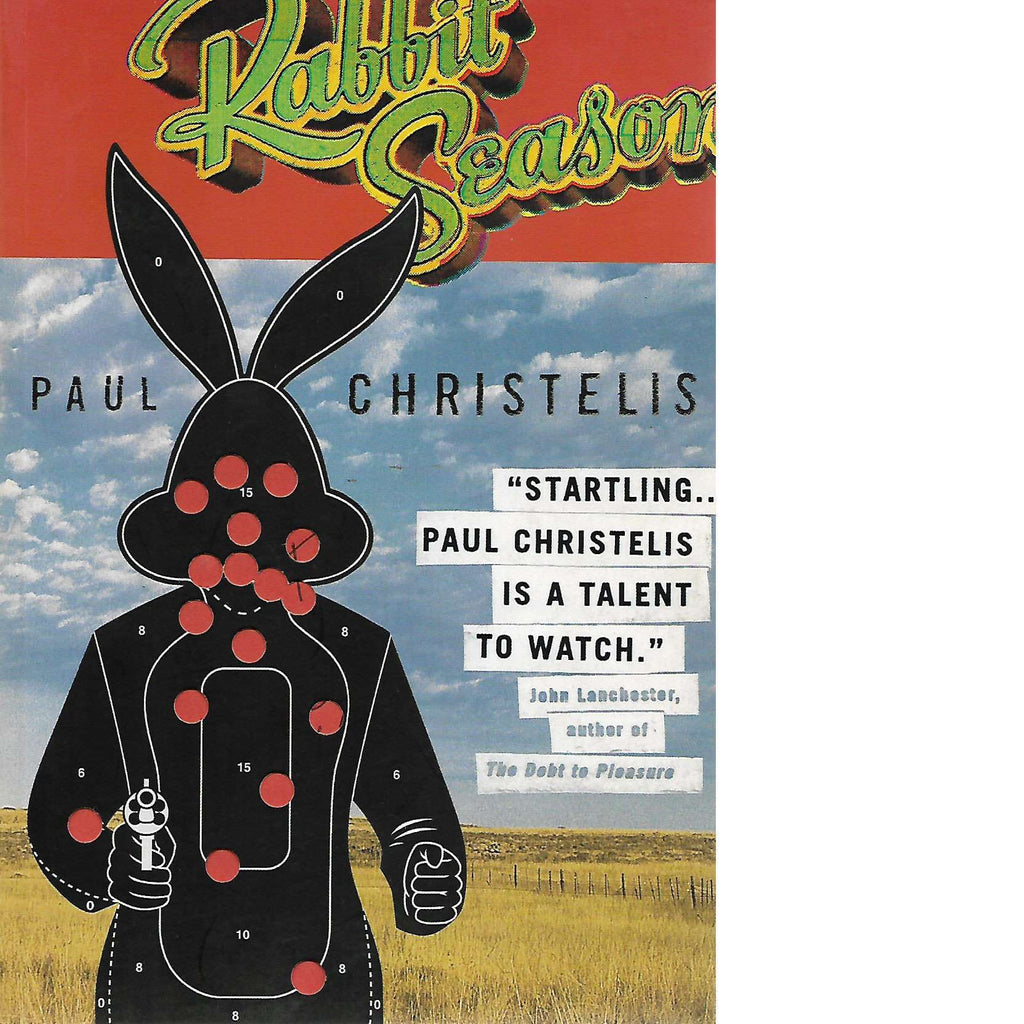 Bookdealers:Rabbit Season (Inscribed) | Paul Christelis