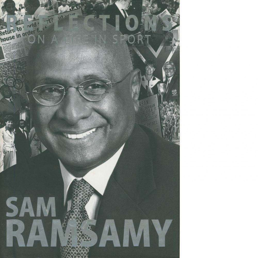Bookdealers:Reflections on a Life in Sport (Signed) |  Sam Ransamy
