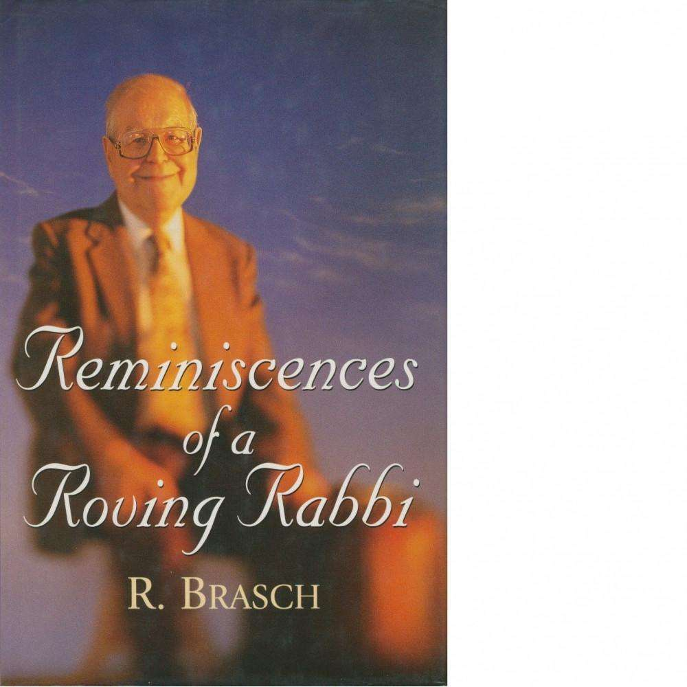 Bookdealers:Reminiscences of a Roving Rabbi | Rabbi Rudi Brasch
