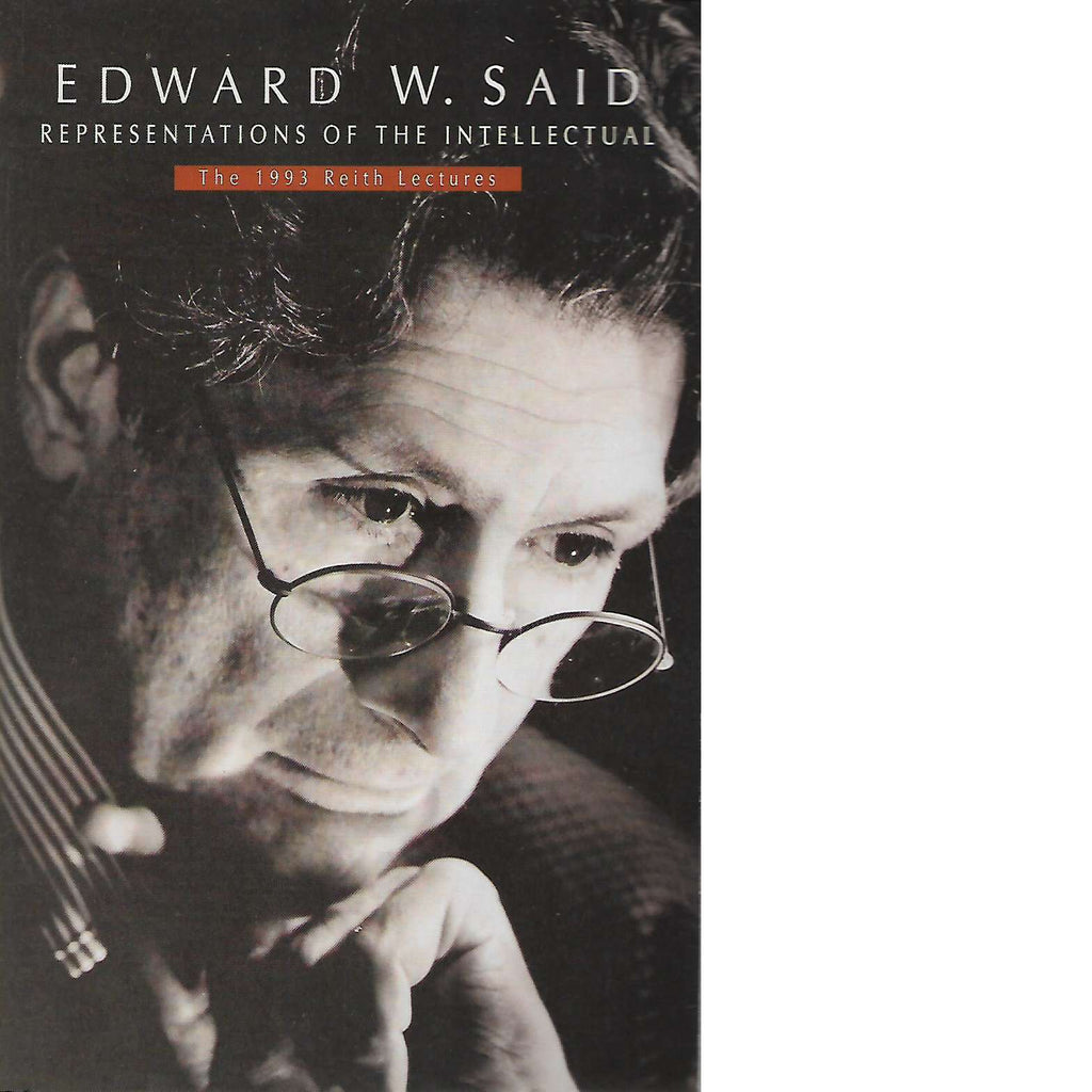Bookdealers:Representations of the Intellectual | Edward W. Said