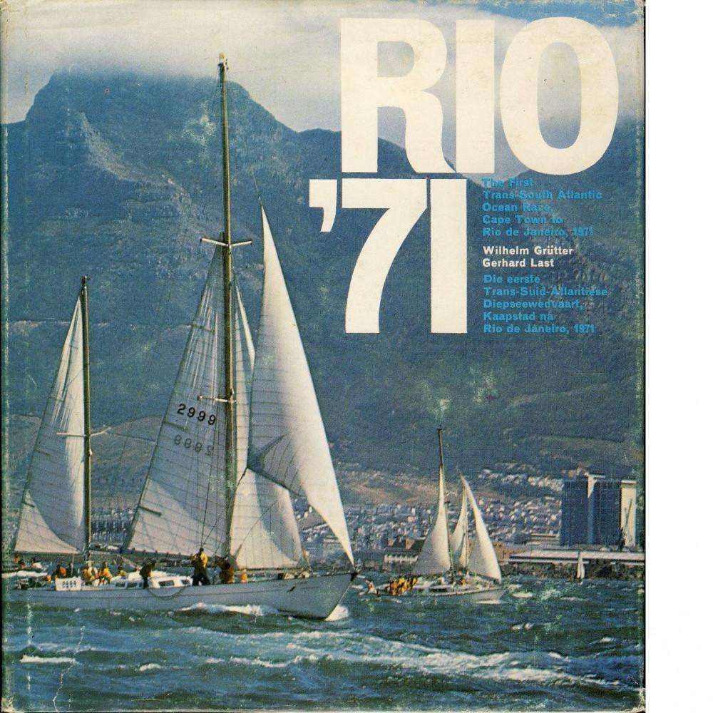 Bookdealers:Rio '71 | Wilhelm Grutter and Gerhard Last