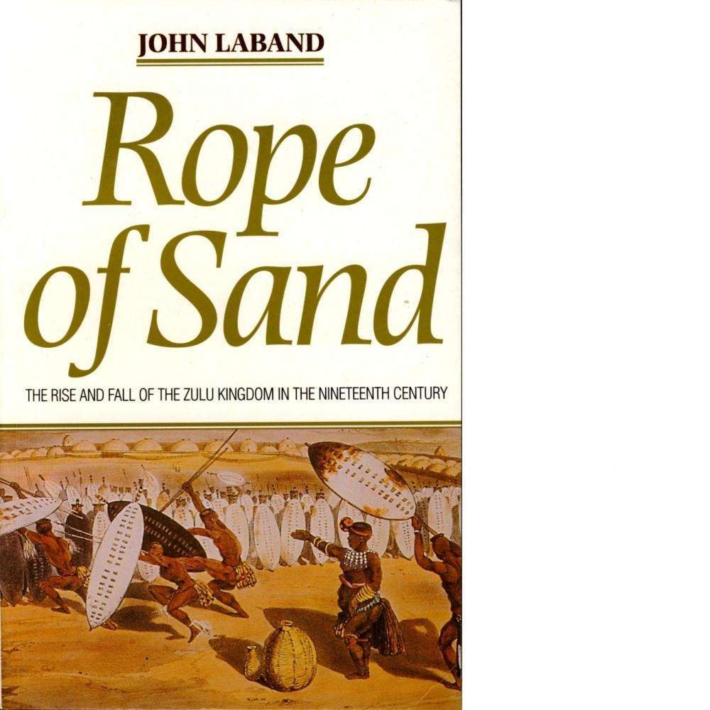 Bookdealers:Rope of Sand | John Laband