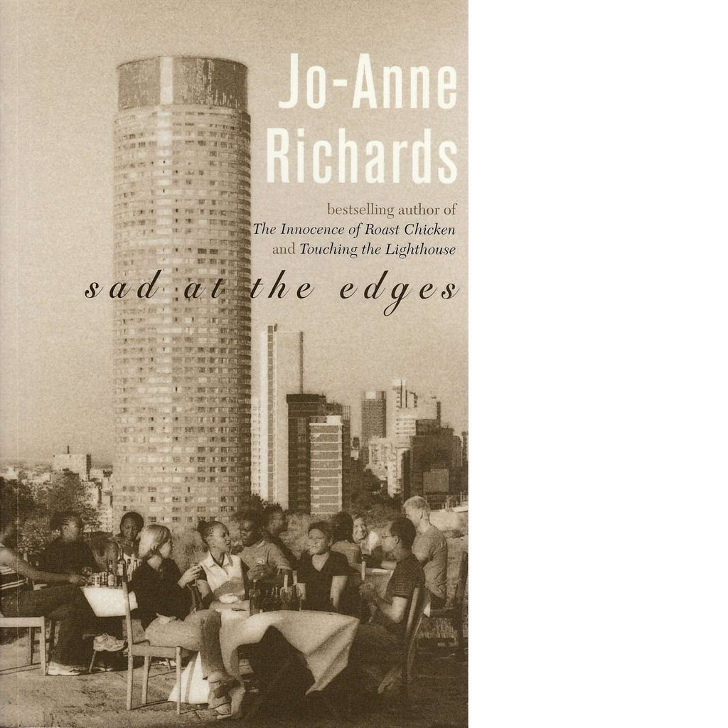 Bookdealers:Sad at the Edges (Signed) | Jo-Anne Richards