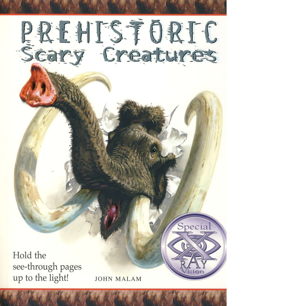 Bookdealers:Scary Creatures: Prehistoric | John Malam