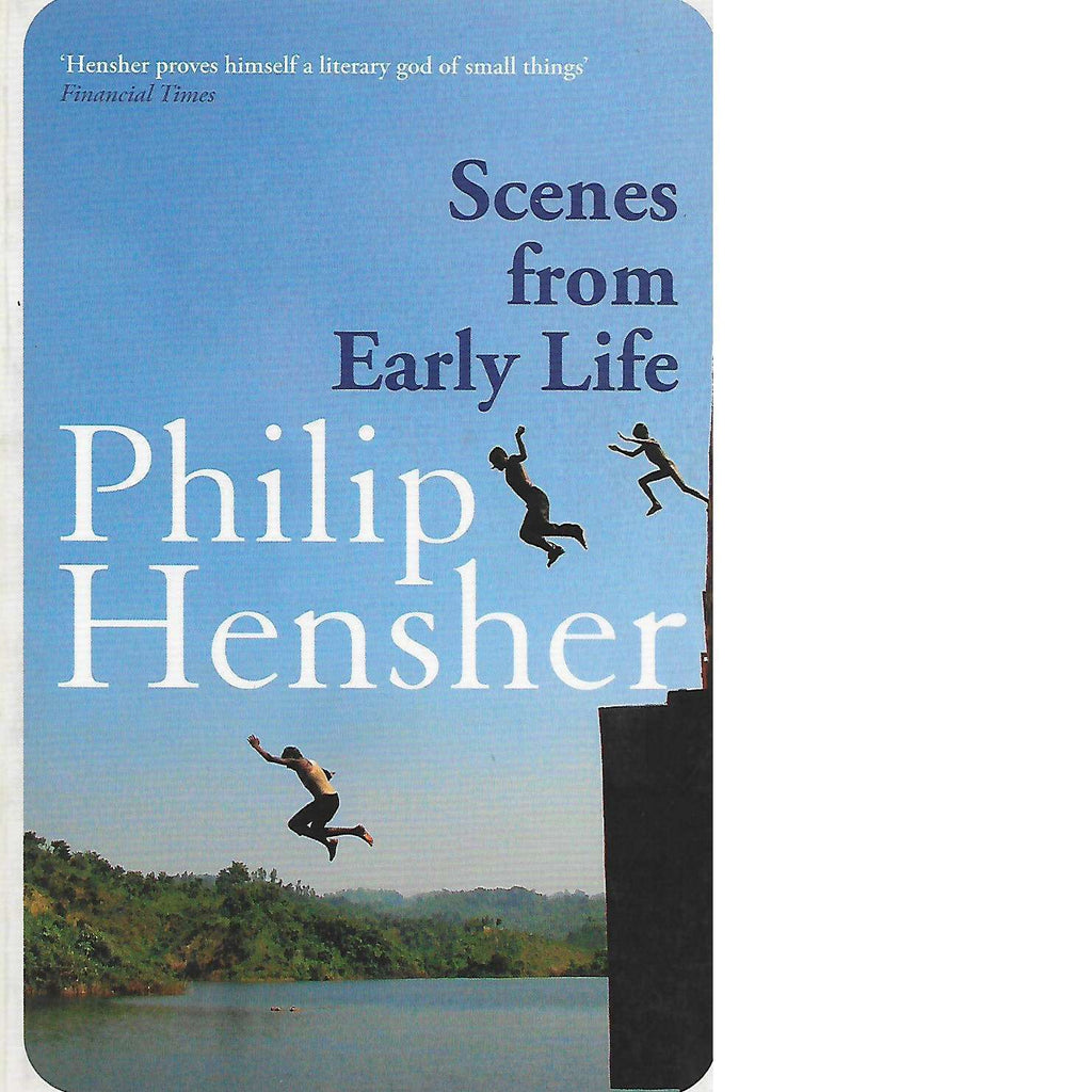 Bookdealers:Scenes from Early Life | Philip Hensher