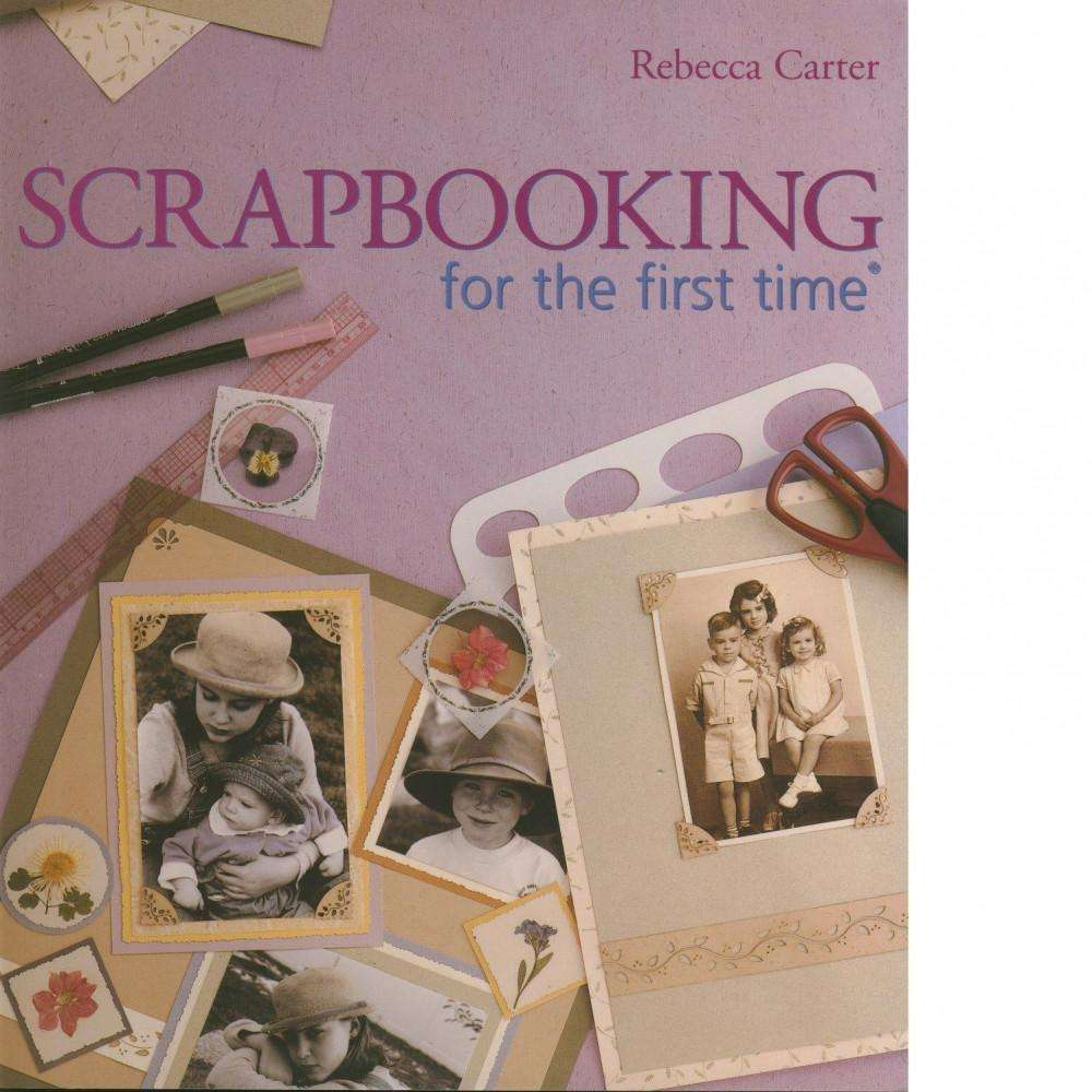 Bookdealers:Scrapbooking for the First Time