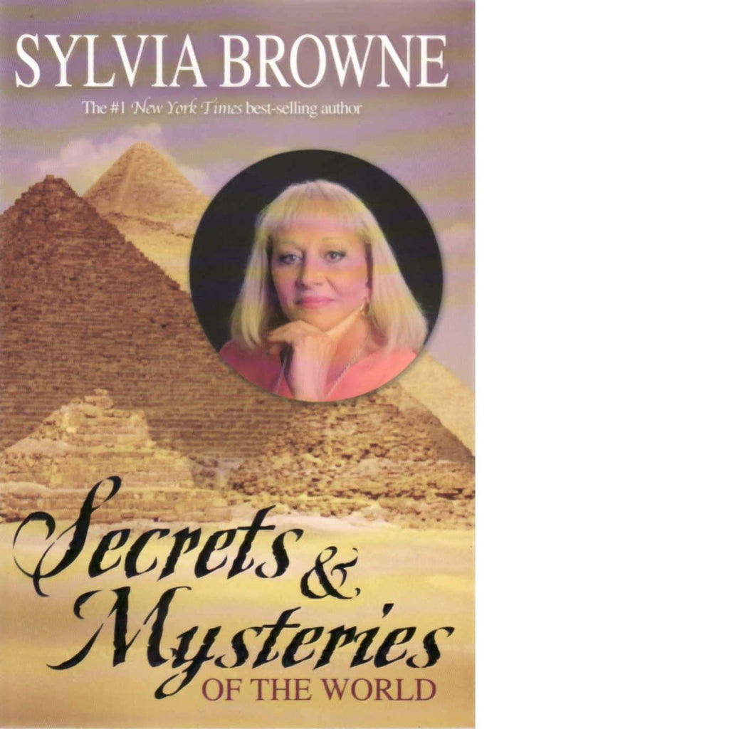 Bookdealers:Secrets & Mysteries of the World | Sylvia Browne