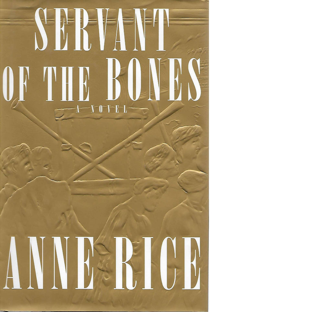 Bookdealers:Servant of the Bones (Inscribed) | Anne Rice