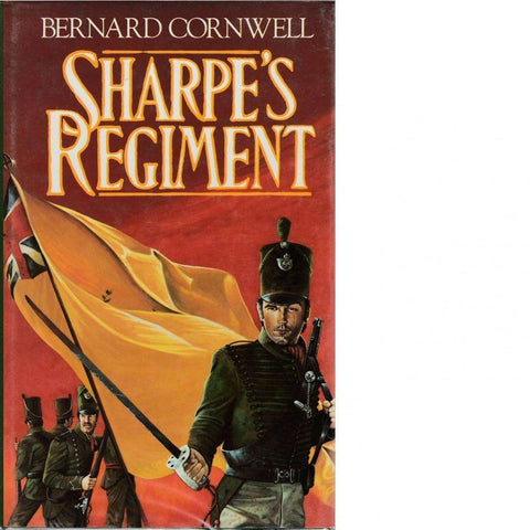 Sharpe's Regiment (First Edition) | Bernard Cornwell