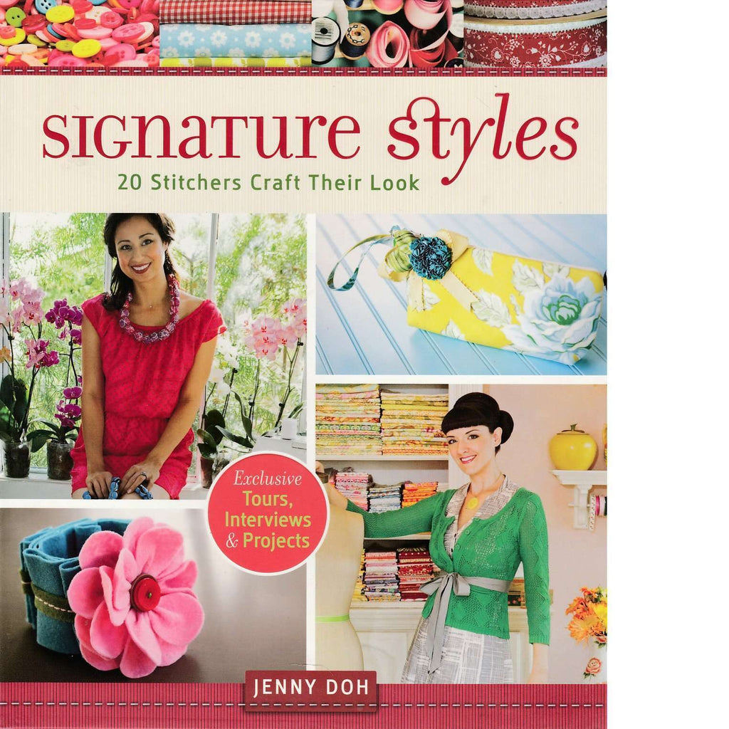 Bookdealers:Signature Styles | Jenny Doh