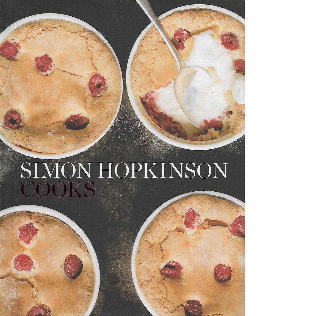 Bookdealers:Simon Hopkinson Cooks | Simon Hopkinson