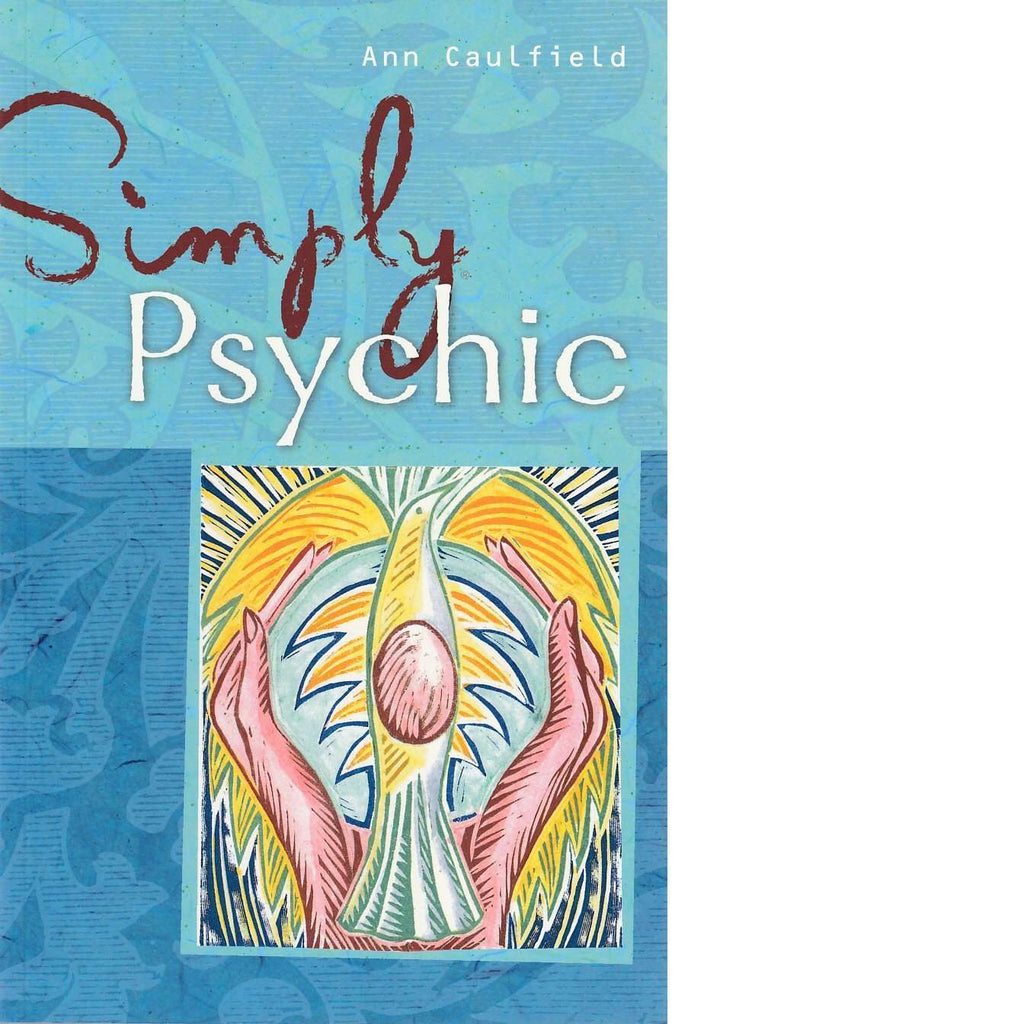 Bookdealers:Simply Psychic | Ann Caulfield