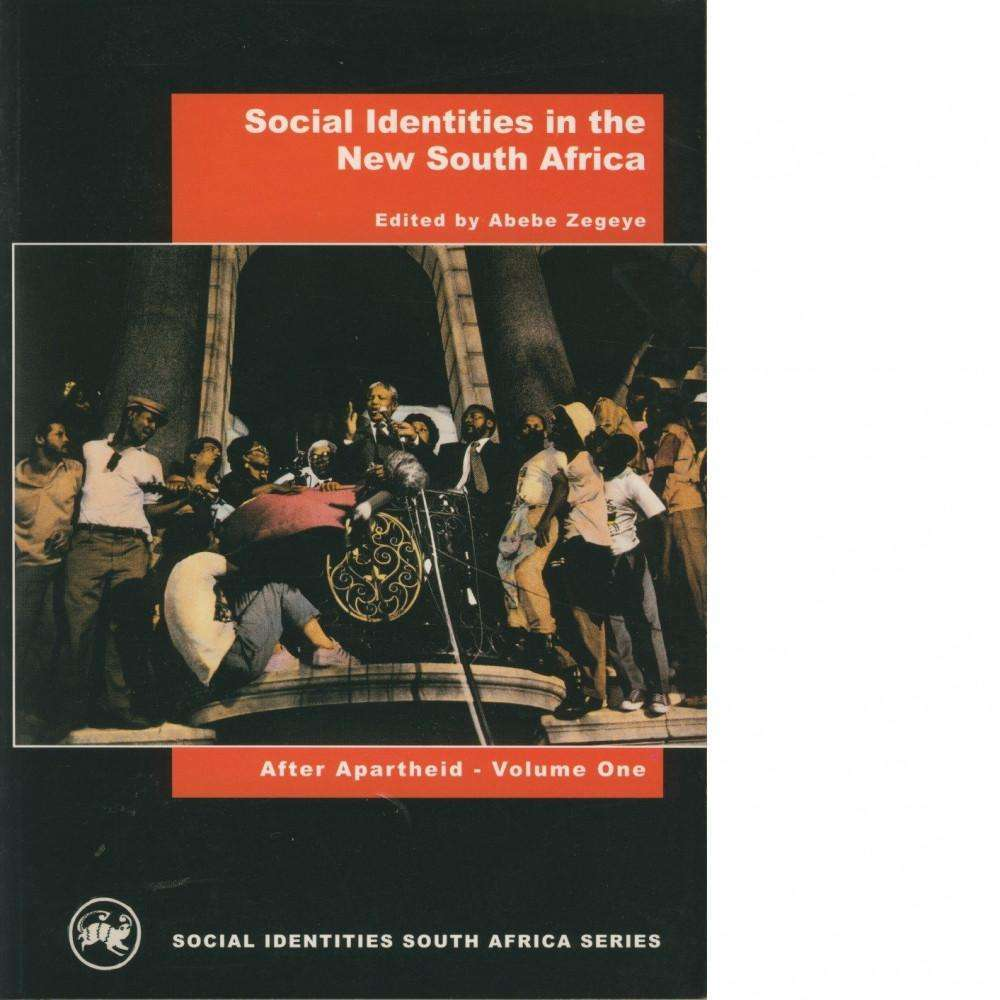 Bookdealers:Social Identities in the New South Africa | Abebe Zegeye