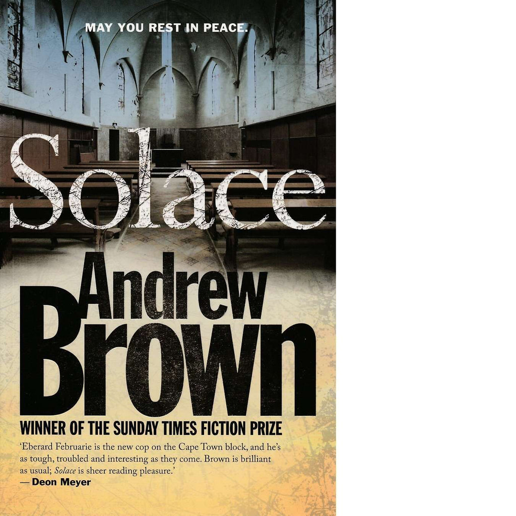 Bookdealers:Solace | Andrew Brown