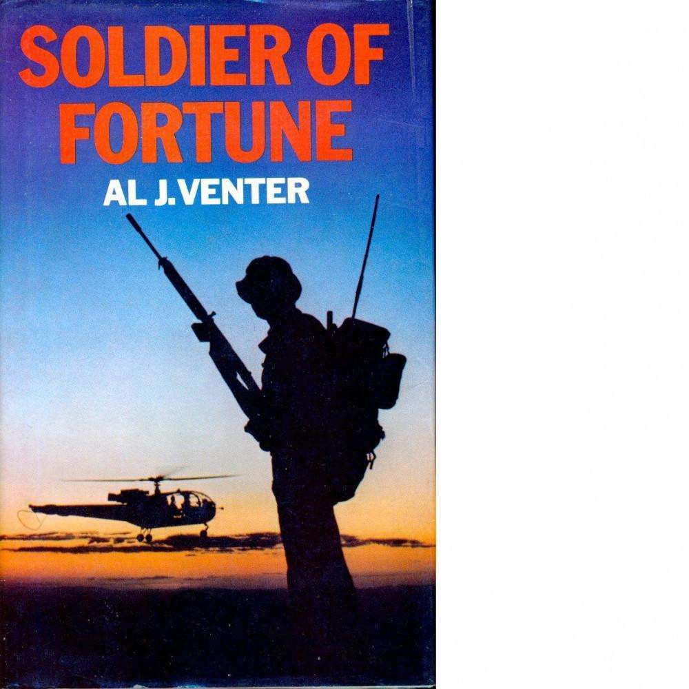 Bookdealers:Soldier of Fortune | Al J. Venter