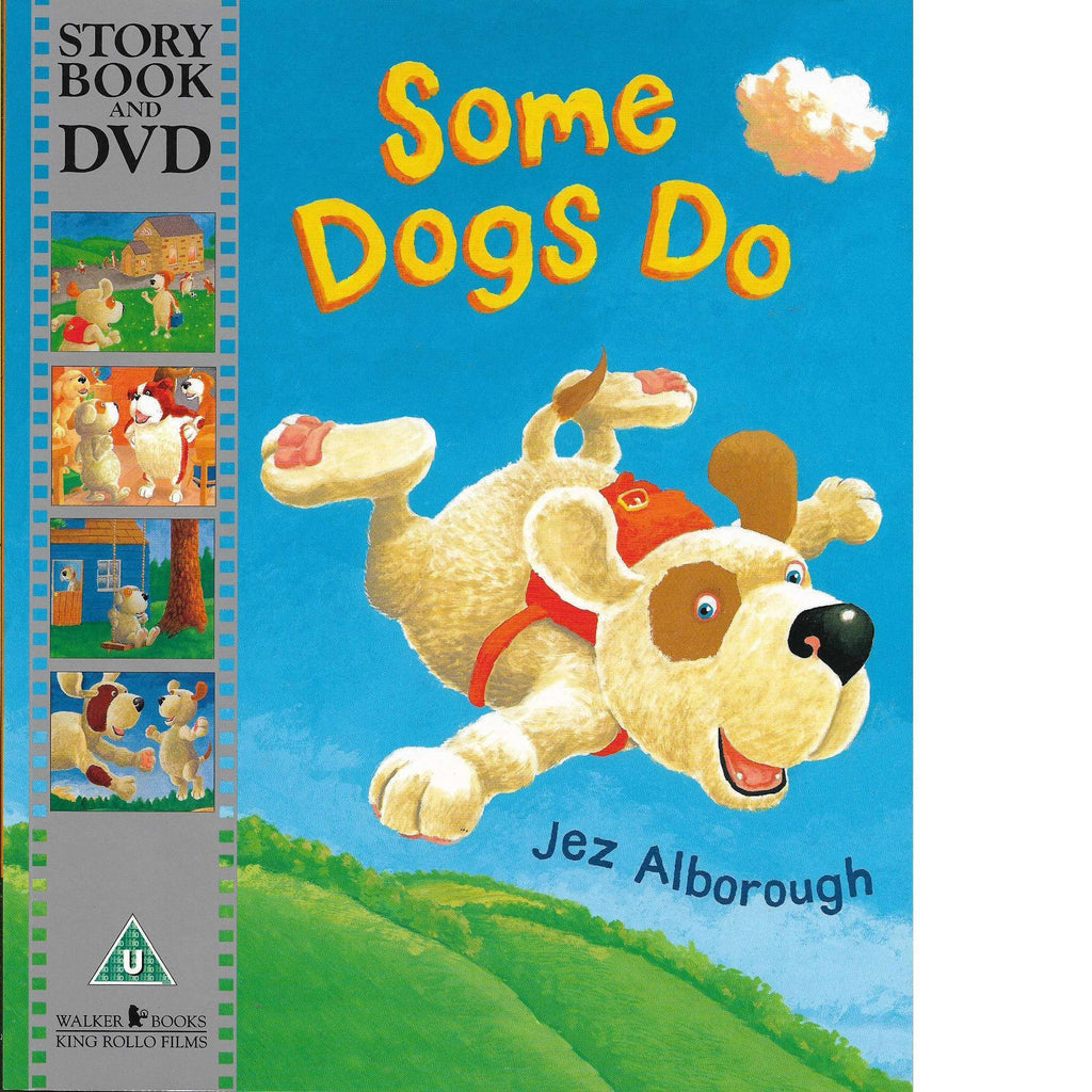 Bookdealers:Some Dogs Do | Jez Alborough