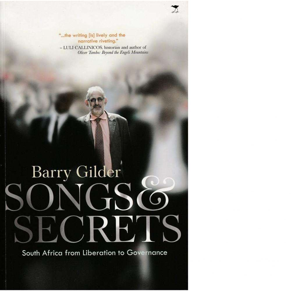 Bookdealers:Songs & Secrets | Barry Gilder