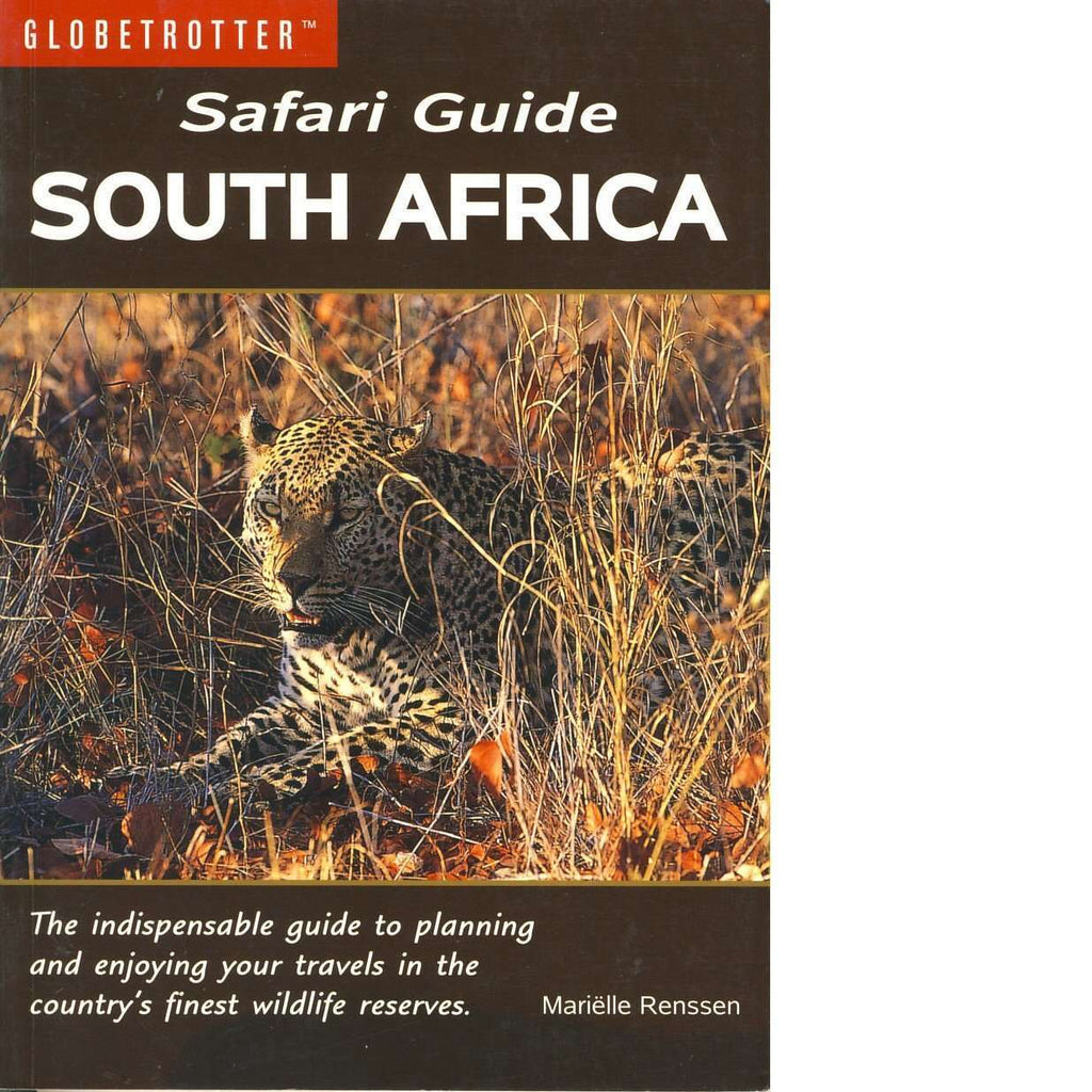 Bookdealers:Safari Guide: South Africa | Marielle Renssen