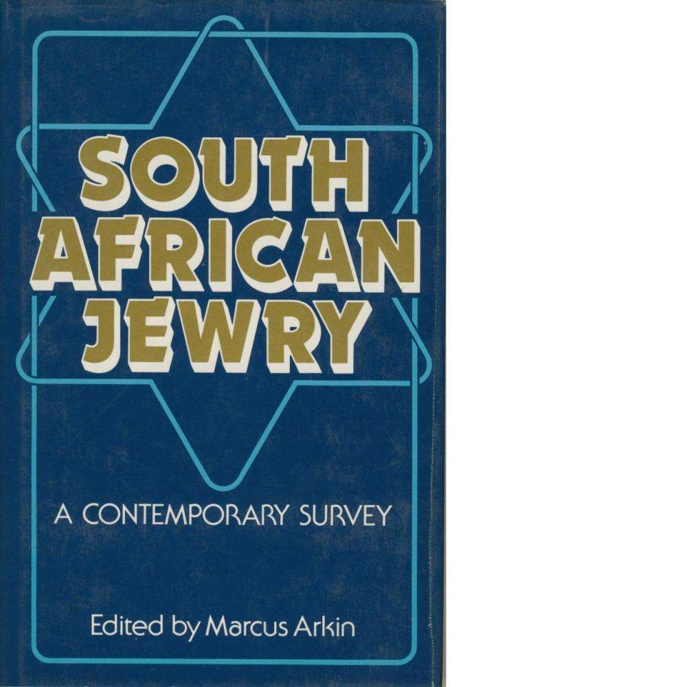 Bookdealers:South African Jewry