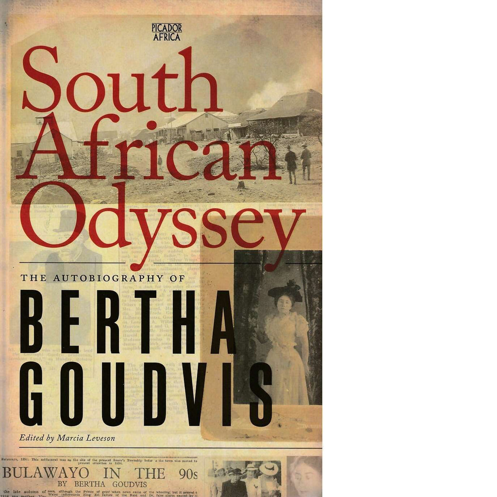 Bookdealers:South African Odyssey | Bertha Goudvis