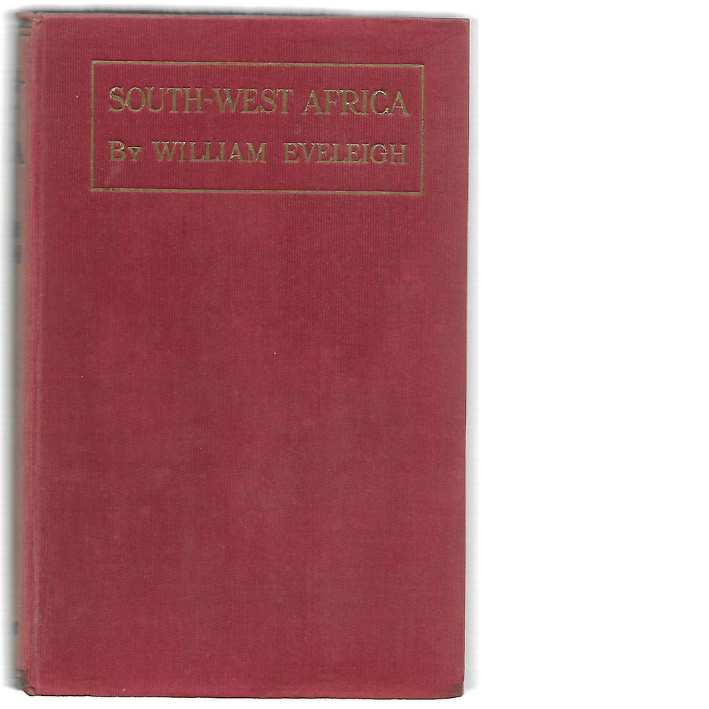 Bookdealers:South-West Africa | William Eveleigh