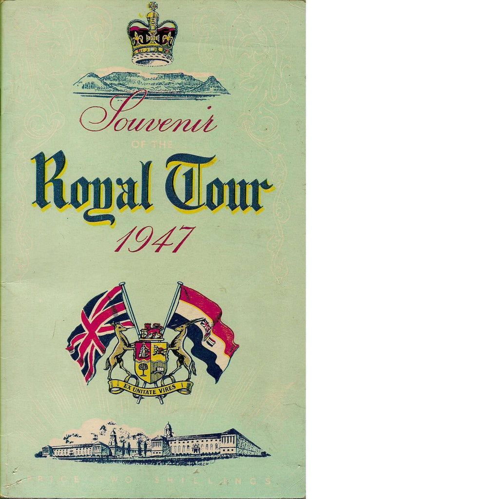 Bookdealers:Souvenir of the Royal Tour 1947