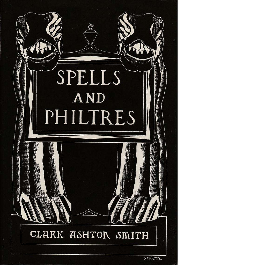 Bookdealers:Spells and Philtres (First Edition 1958) | Clark Ashton Smith