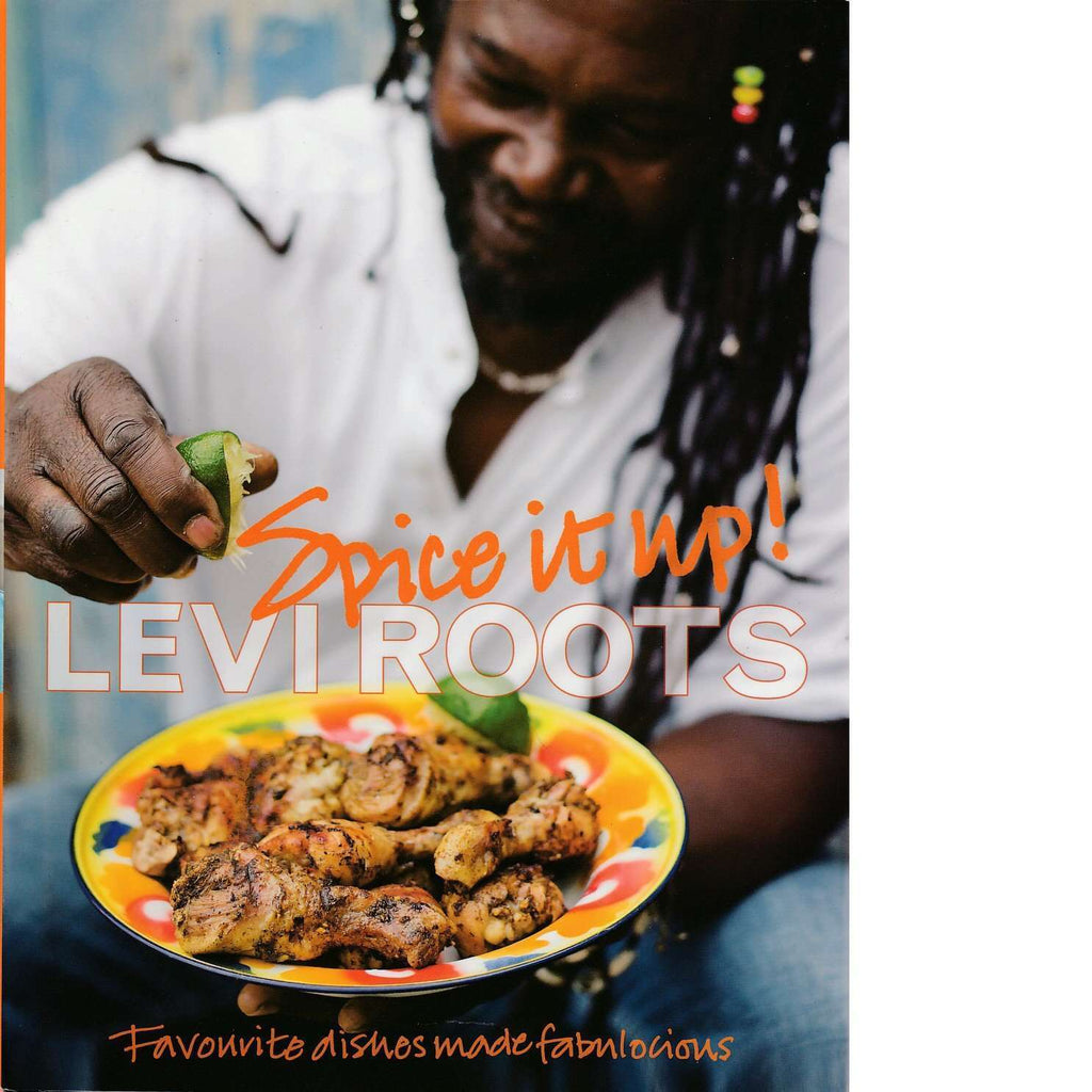 Bookdealers:Levi Roots: Spice It Up
