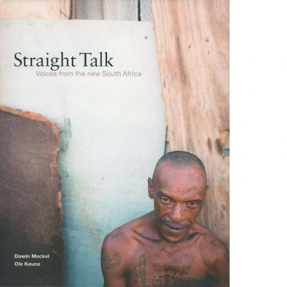 Bookdealers:Straight Talk | Dawin Meckel and Ole Keune