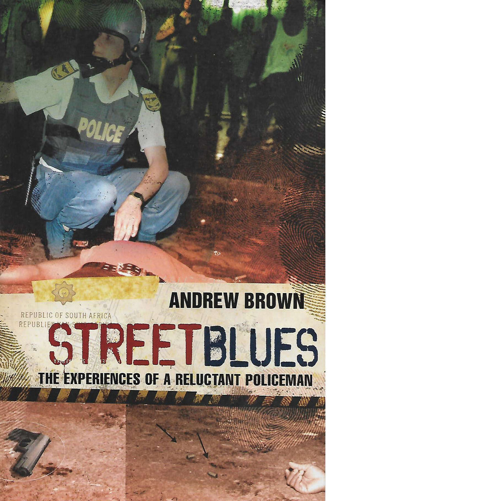 Bookdealers:Street Blues | Andrew Brown