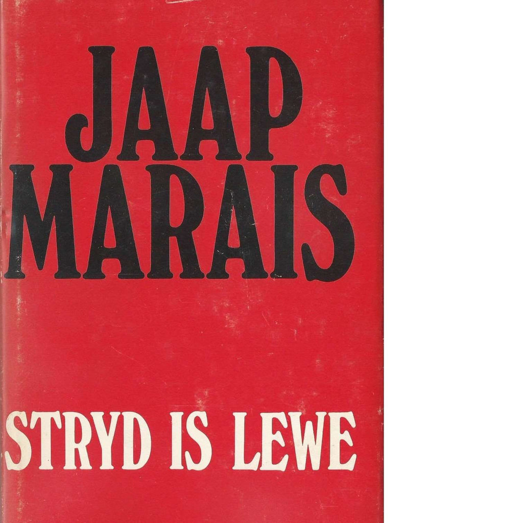 Bookdealers:Stryd Is Lewe (Signed)