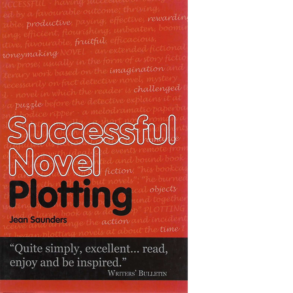 Bookdealers:Successful Novel Plotting | Jean Saunders