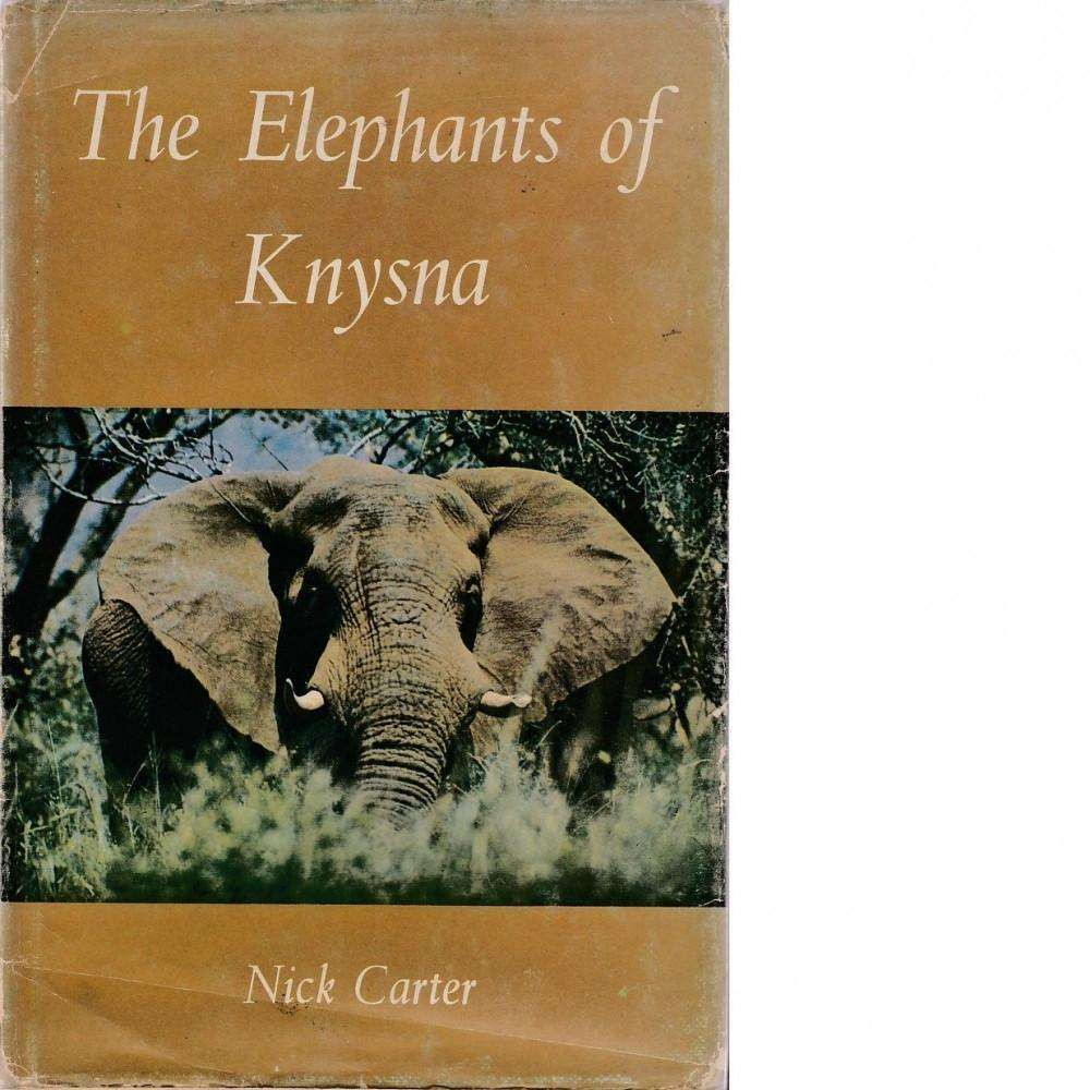 Bookdealers:The Elephants of Knysna | Nick Carter