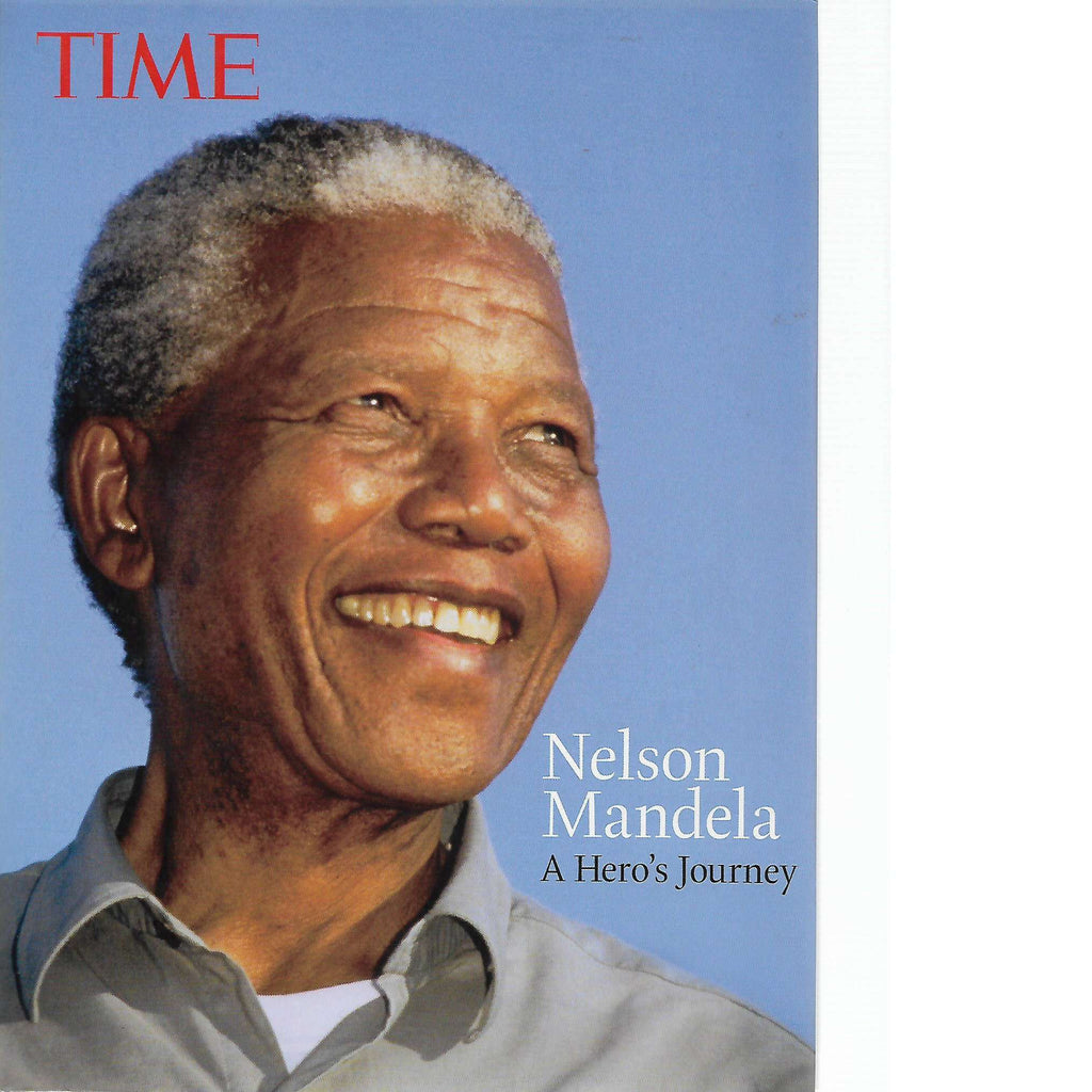 Bookdealers:Nelson Mandela: A Hero's Journey | Kelly Knauer
