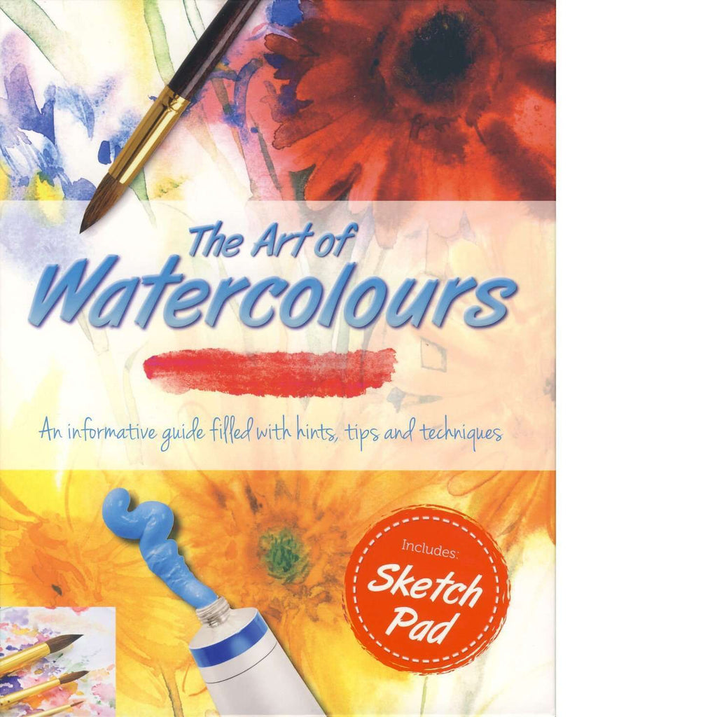 Bookdealers:The Art of Watercolours | Igloo Books