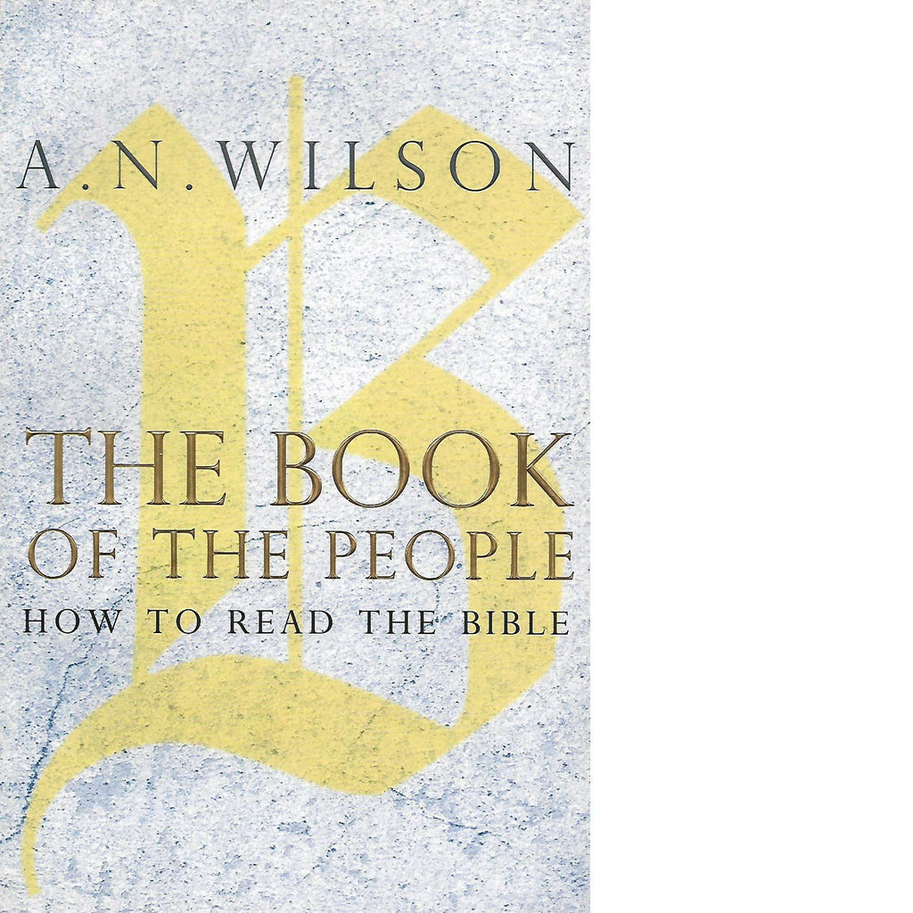 Bookdealers:The Book of the People | A. N. Wilson