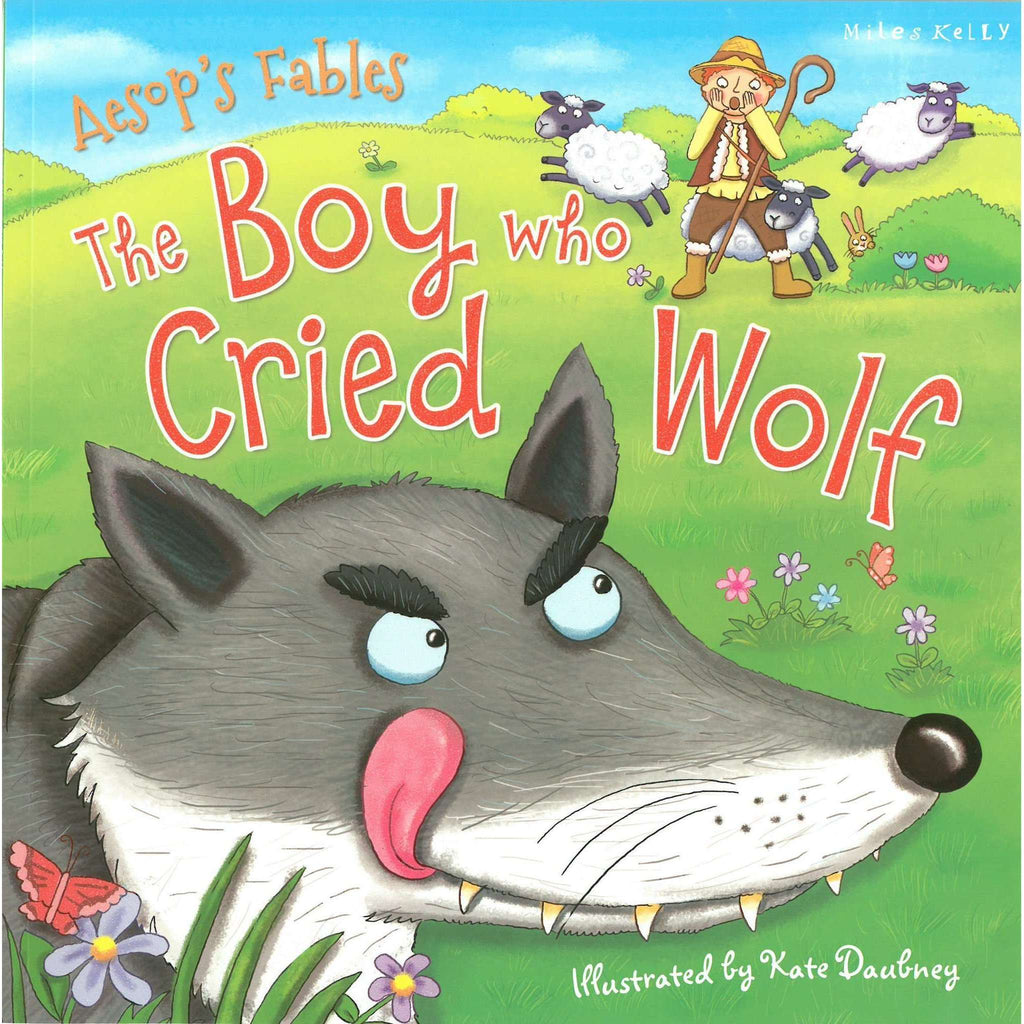 Bookdealers:The Boy Who Cried Wolf | Kate Daubney