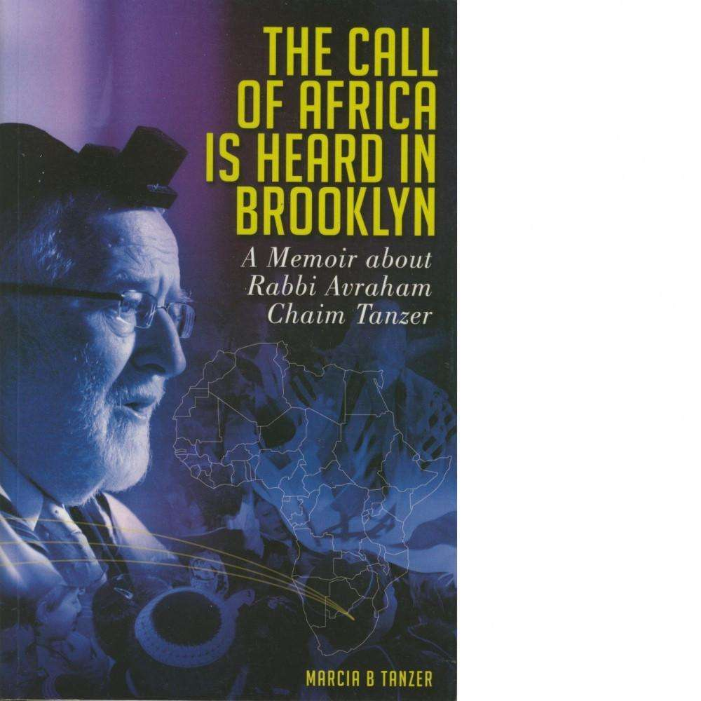 Bookdealers:The Call of Africa is Heard in Brooklyn (Signed) | Marcia B. Tanzer