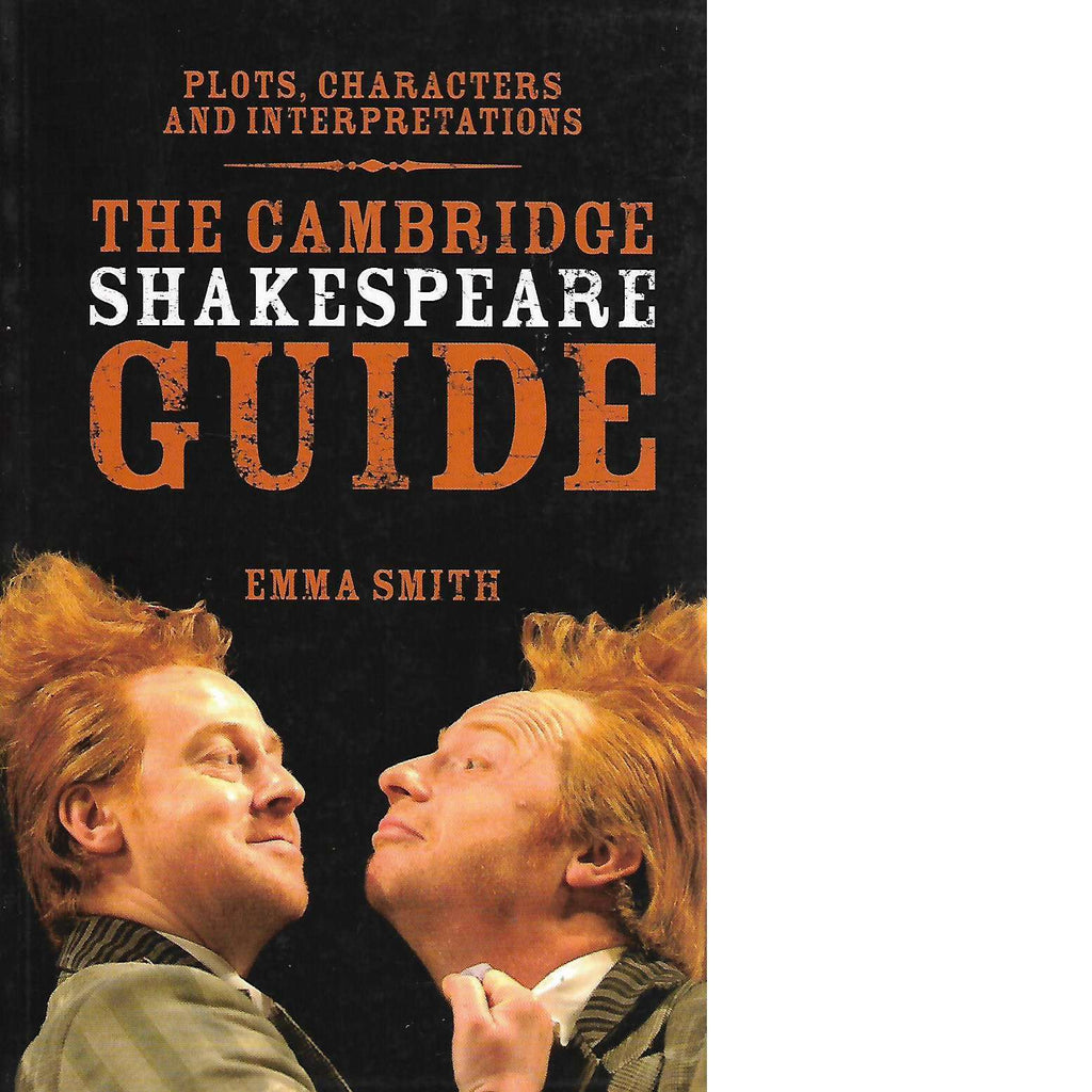Bookdealers:The Cambridge Shakespeare Guide | Emma Smith