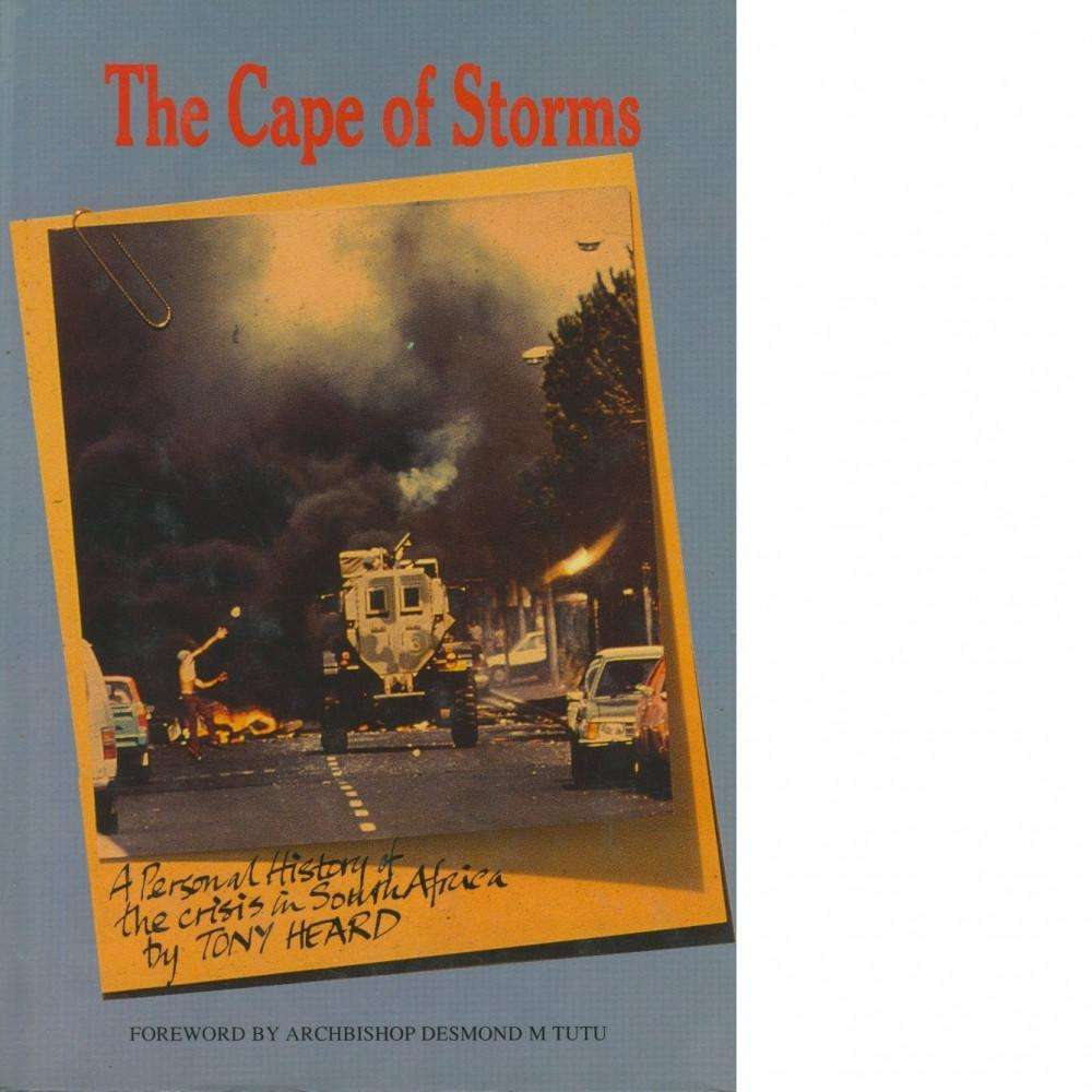 Bookdealers:The Cape of Storms | Tony Heard