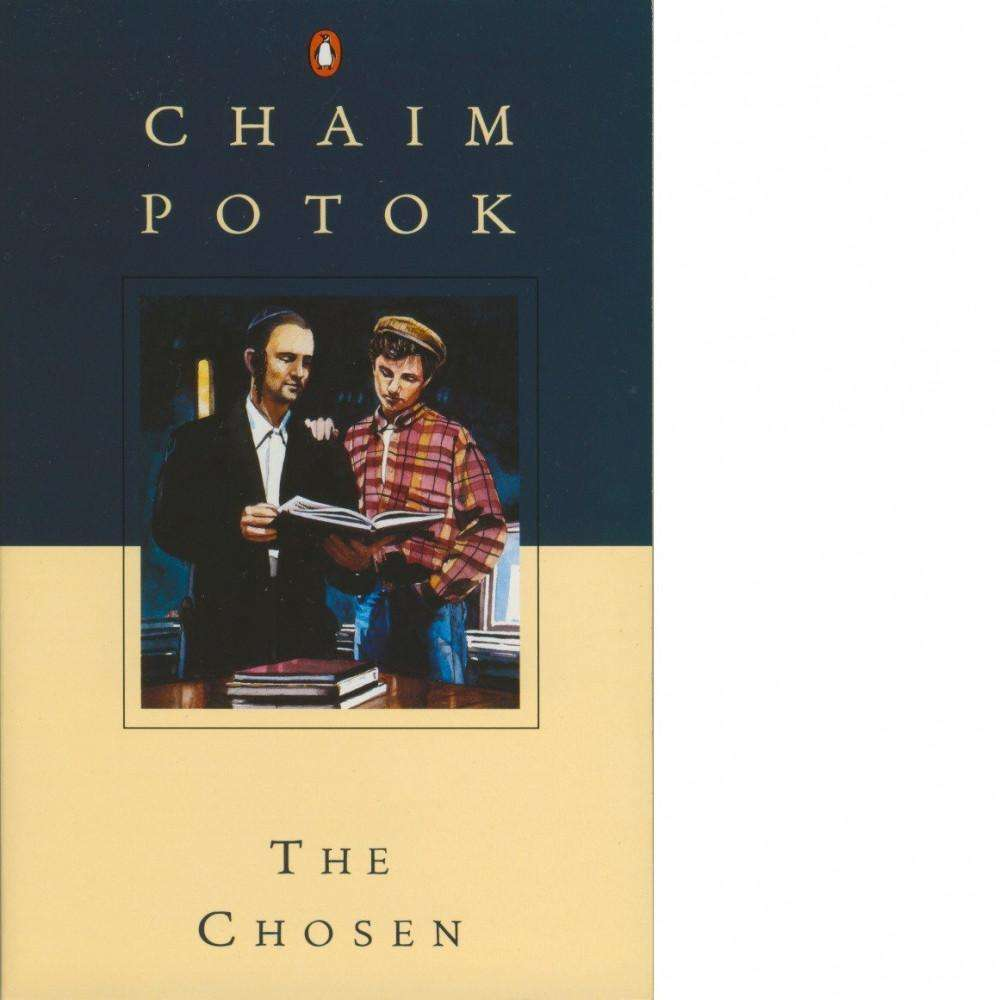 Bookdealers:The Chosen | Chaim Potok