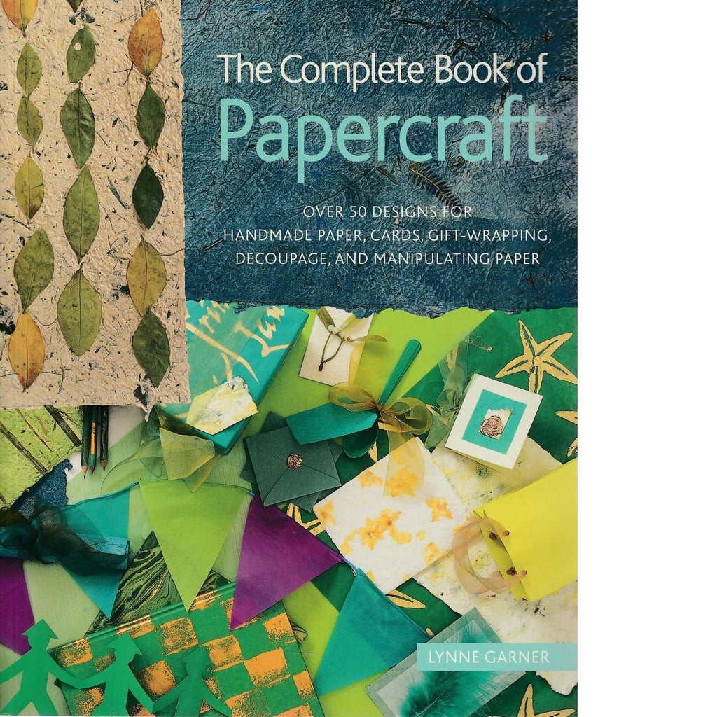 Bookdealers:The Complete Book of Papercraft | Lynne Garner