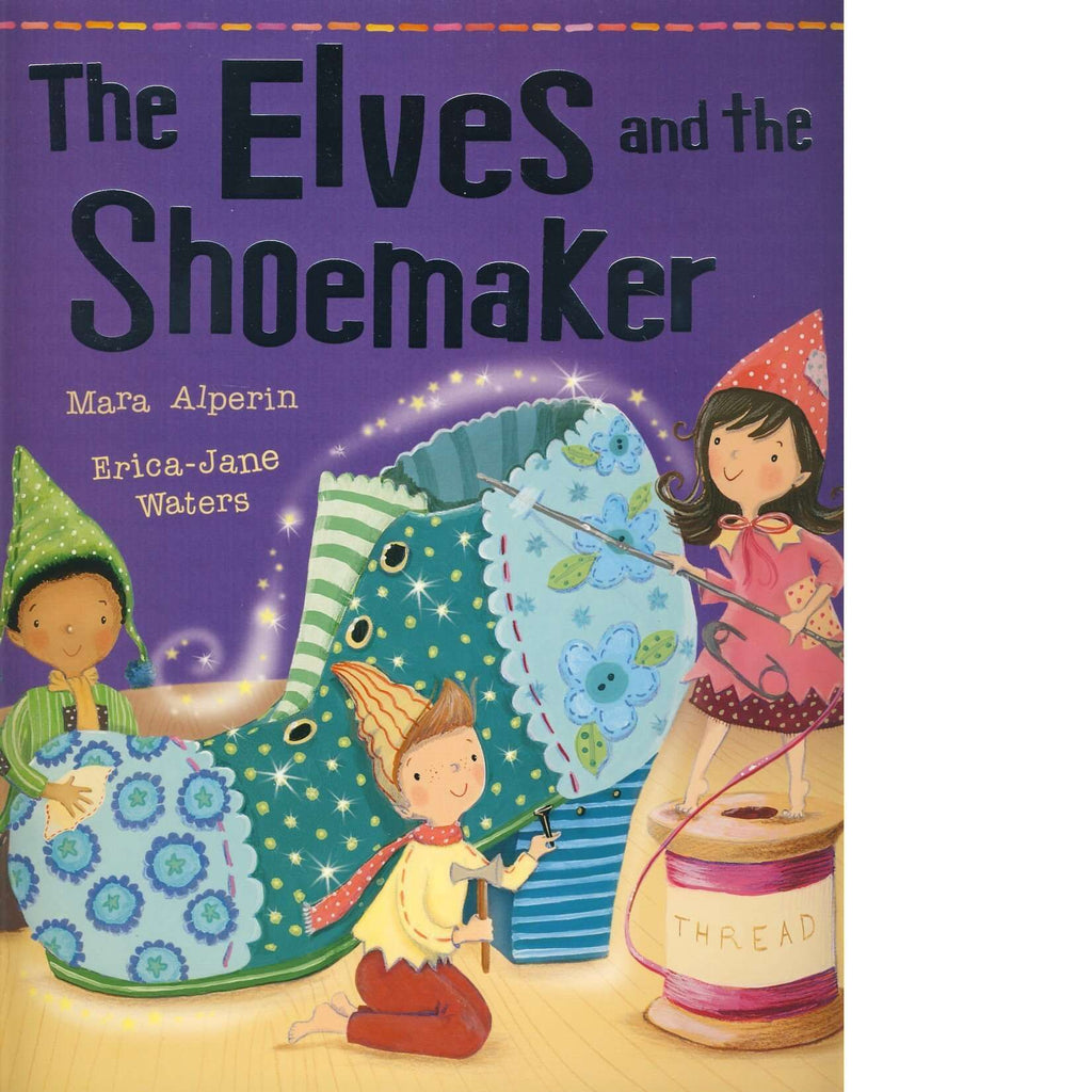 Bookdealers:The Elves and the Shoemaker | Mara Alperin