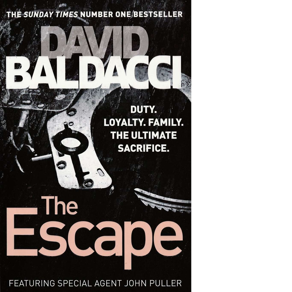 The Escape | David Baldacci