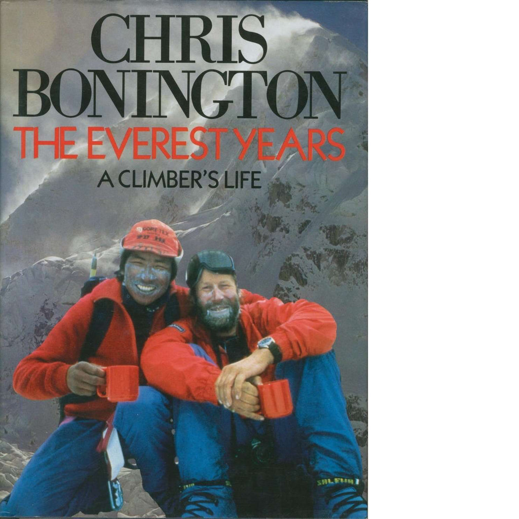 Bookdealers:The Everest Years | Chris Bonington